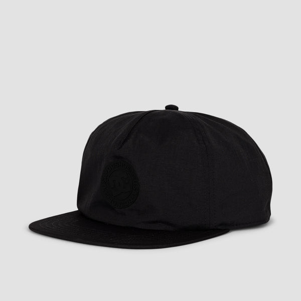DC Floored Out Cap Black