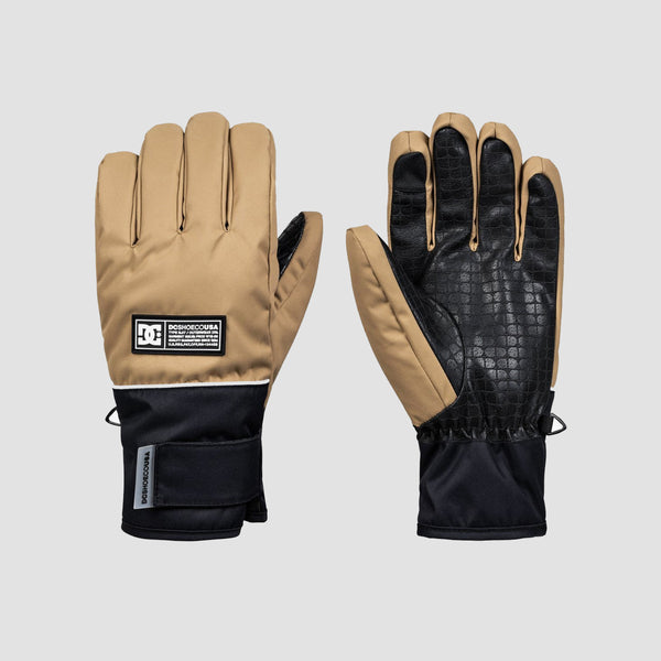 DC Franchise Gloves Kelp
