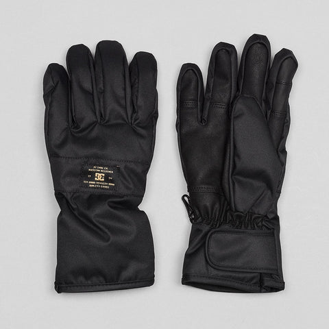 DC Franchise Snow Gloves Black
