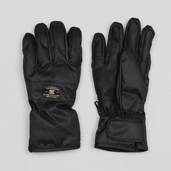 DC Franchise Snow Gloves Black - Snowboard
