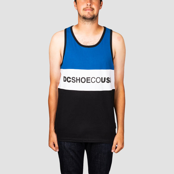 DC Glenferrie Tank Vest Nautical Blue