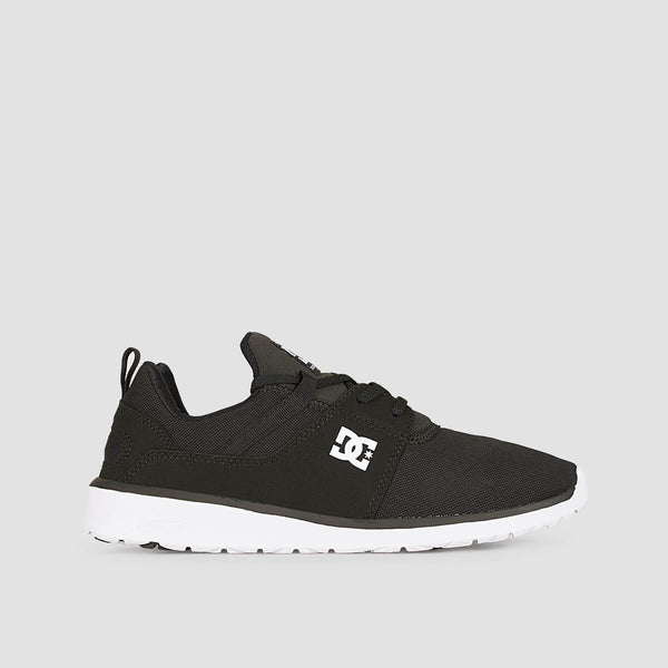 DC Heathrow Black/White - Footwear