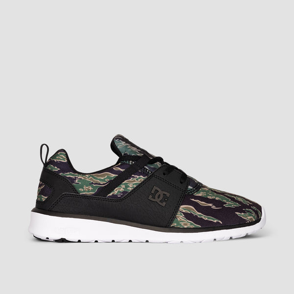 DC Heathrow TX SE Black/Camo Print