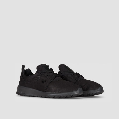 DC Heathrow TX SE Black - Womens - Footwear