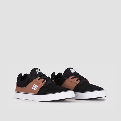 DC Heathrow Vulc Black/Brown/Black - Footwear