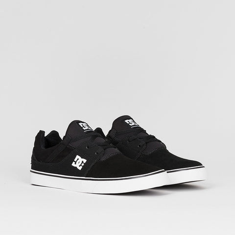 DC Heathrow Vulc Black/White - Footwear