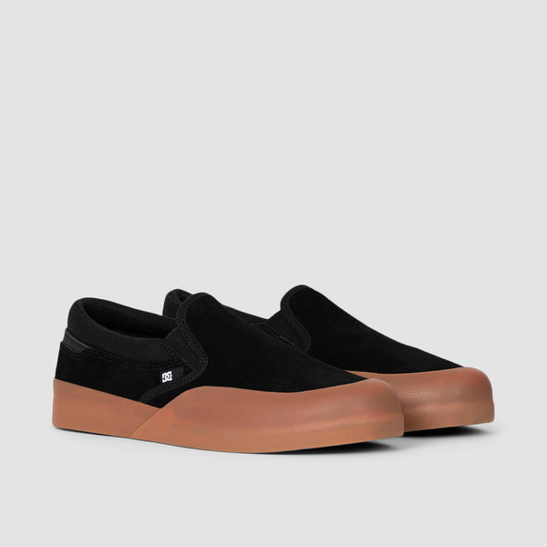DC Infinite Slip On Black/Gum - Kids