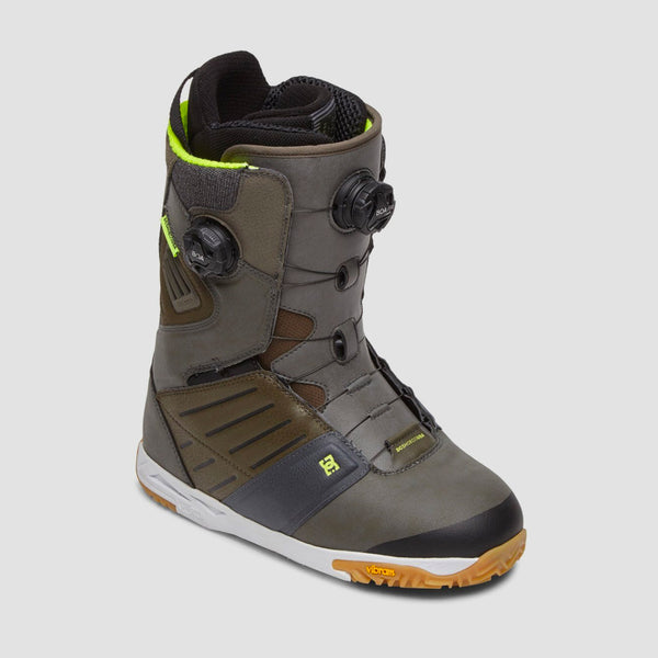 DC Judge BOA Snowboard Boots Green
