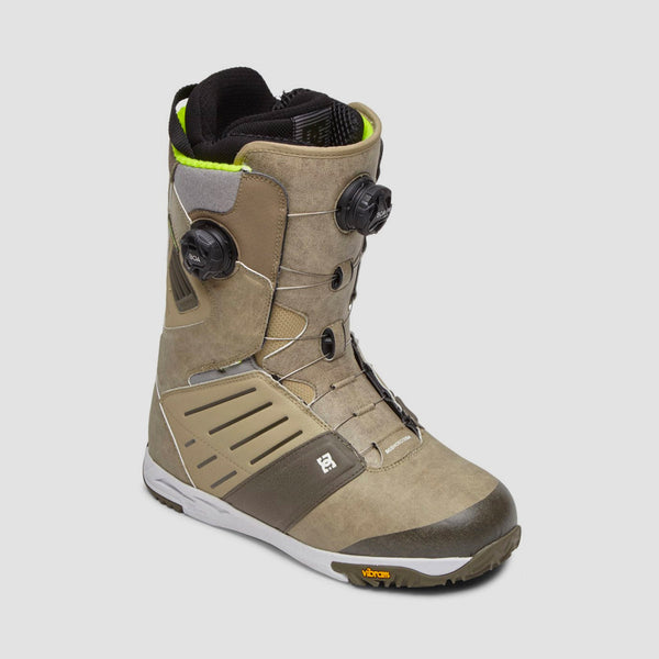 DC Judge BOA Snowboard Boots Tan