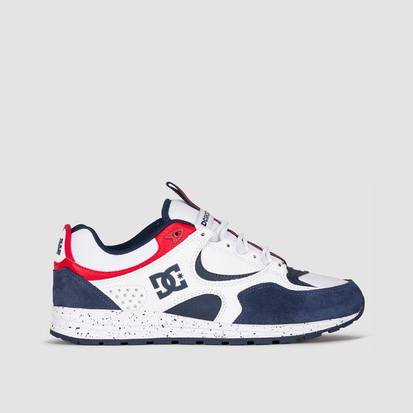 DC Kalis Lite SE White/Red/Blue - Footwear