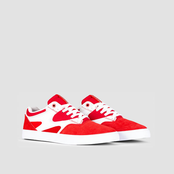 DC Kalis Vulc Red/White