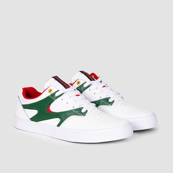 DC Kalis Vulc White/Red