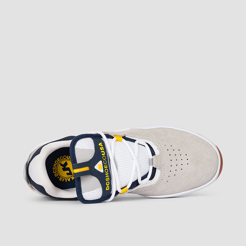 DC Kalis White/Grey/Yellow