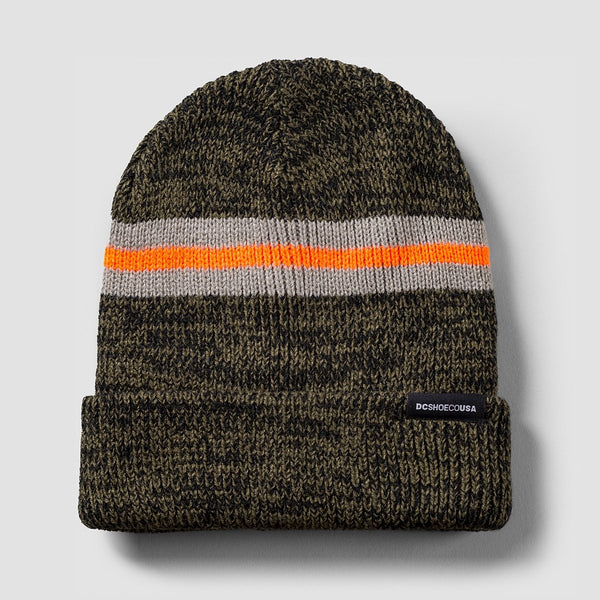 DC Label SE Beanie Olive Night - Accessories
