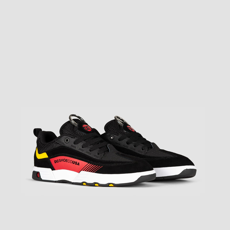 DC Legacy 98 Slim Black/Athletic Red/White