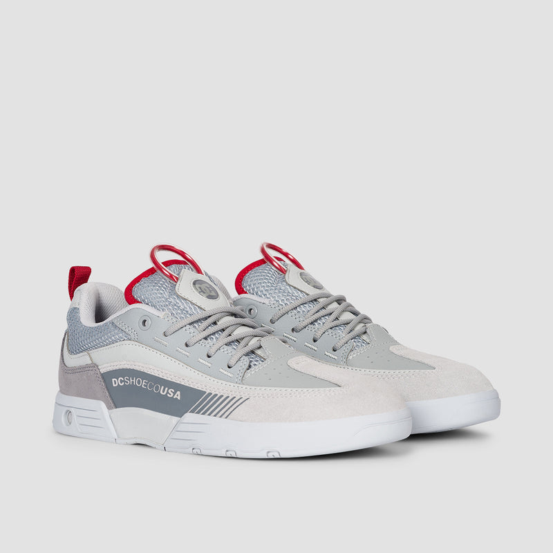 DC Legacy 98 Slim Grey/Dark Red