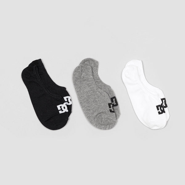 DC Liner Socks 3 Pack Assorted - Accessories
