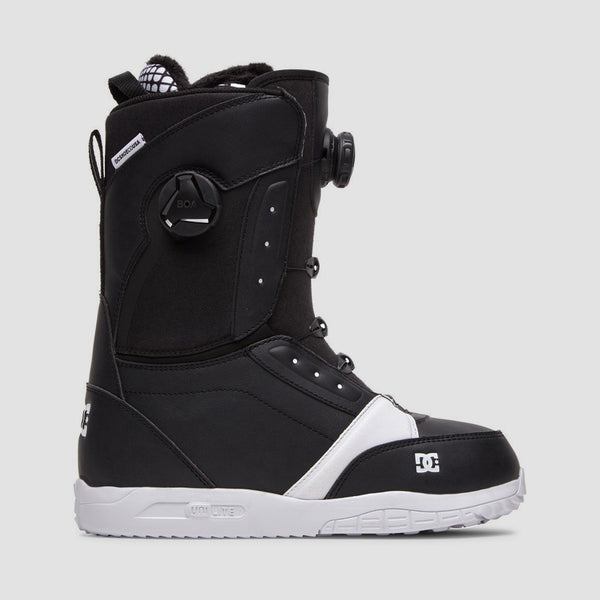 DC Lotus Snowboard Boots Black - Womens