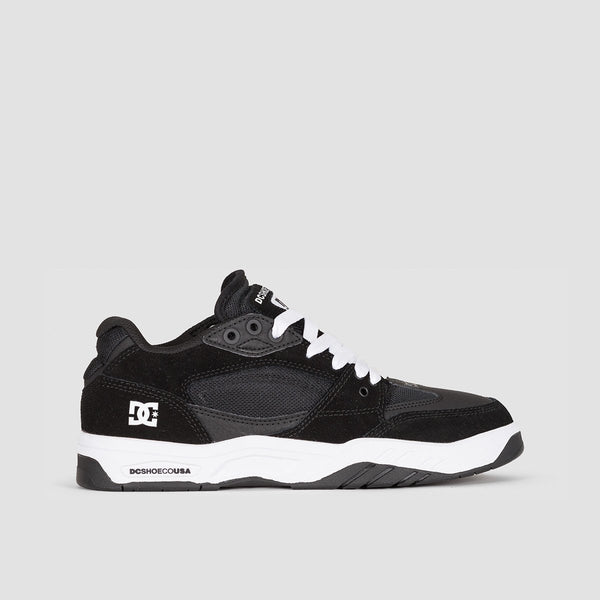 DC Maswell Black/White - Footwear