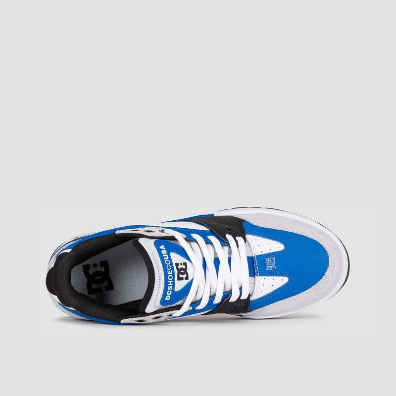 DC Maswell Blue/Black/White - Footwear