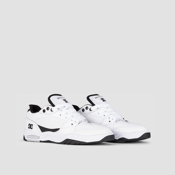 DC Maswell White/Black - Footwear