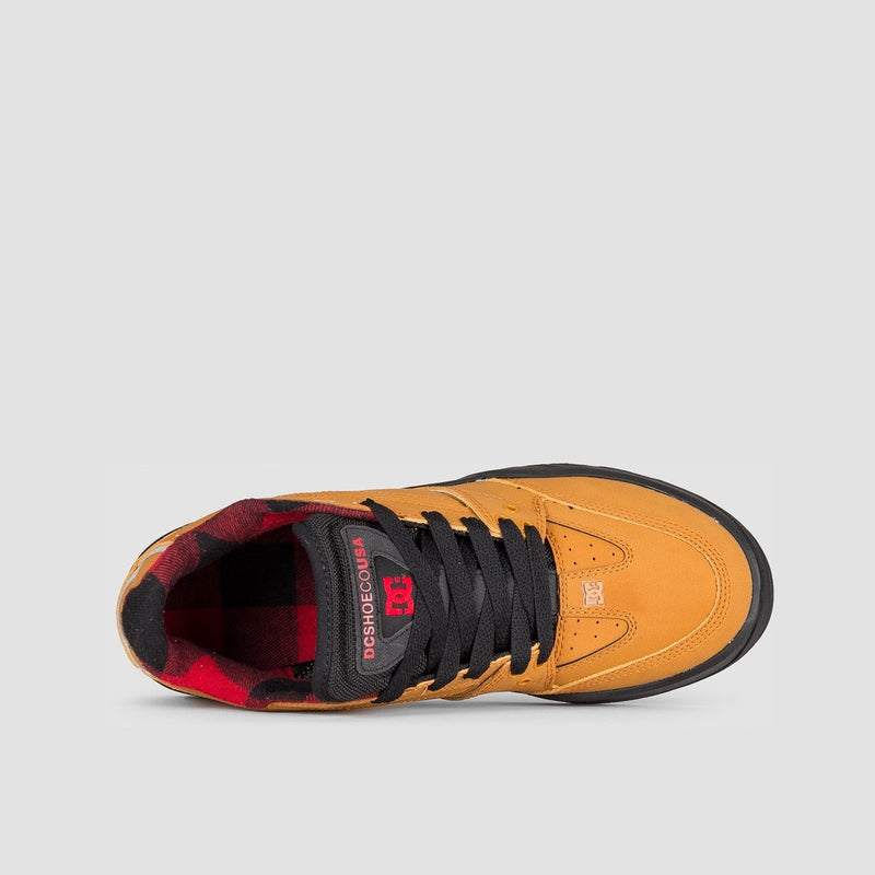 DC Maswell WNT Wheat/Black - Footwear