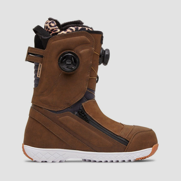 DC Mora Snowboard Boots Brown - Womens