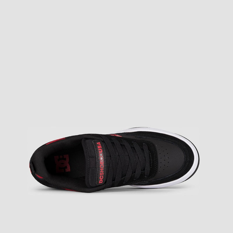 DC Penza Black Buffalo Plaid - Footwear