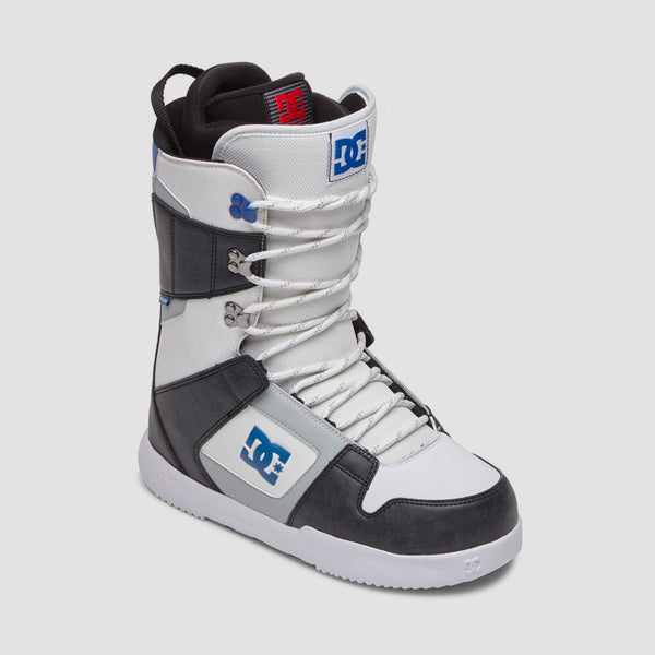 DC Phase Snowboard Boots White
