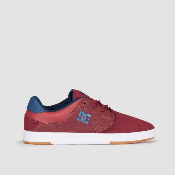 DC Plaza TC Burgundy - Footwear