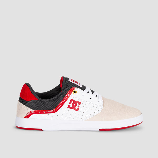 DC Plaza TC SP White/Grey/Red