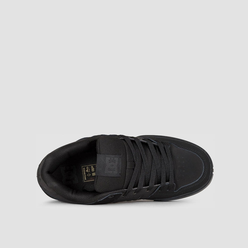 DC Pure Black/Pirate Black - Footwear
