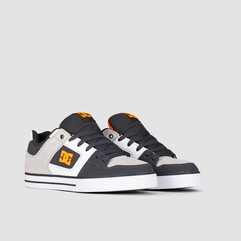 DC Pure Dark Grey/Orange