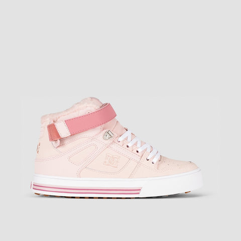 DC Pure Hi WNT Peachie Peach - Womens
