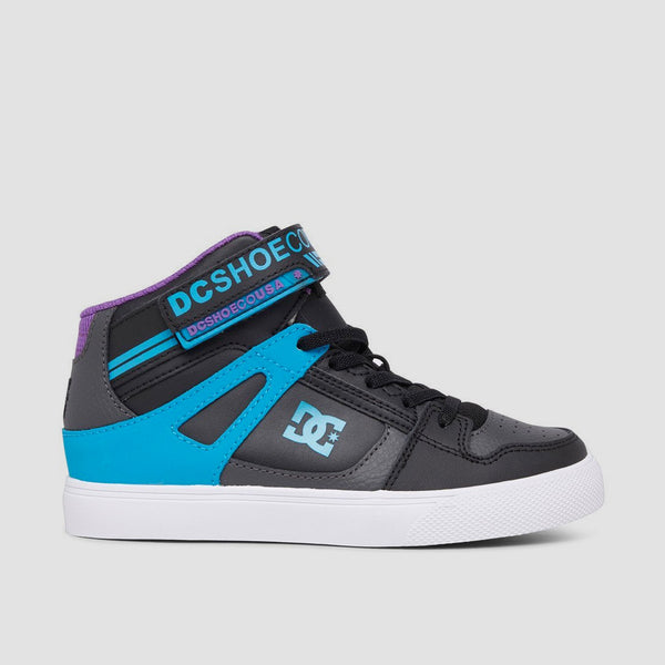 DC Pure HT EV Grey/Blue/Black - Kids