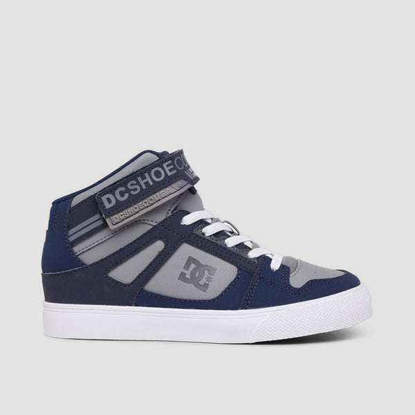 DC Pure HT EV Navy/Grey - Kids