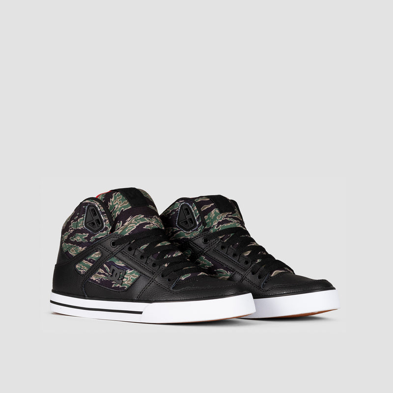 DC Pure HT WC SP Black/Camo Print