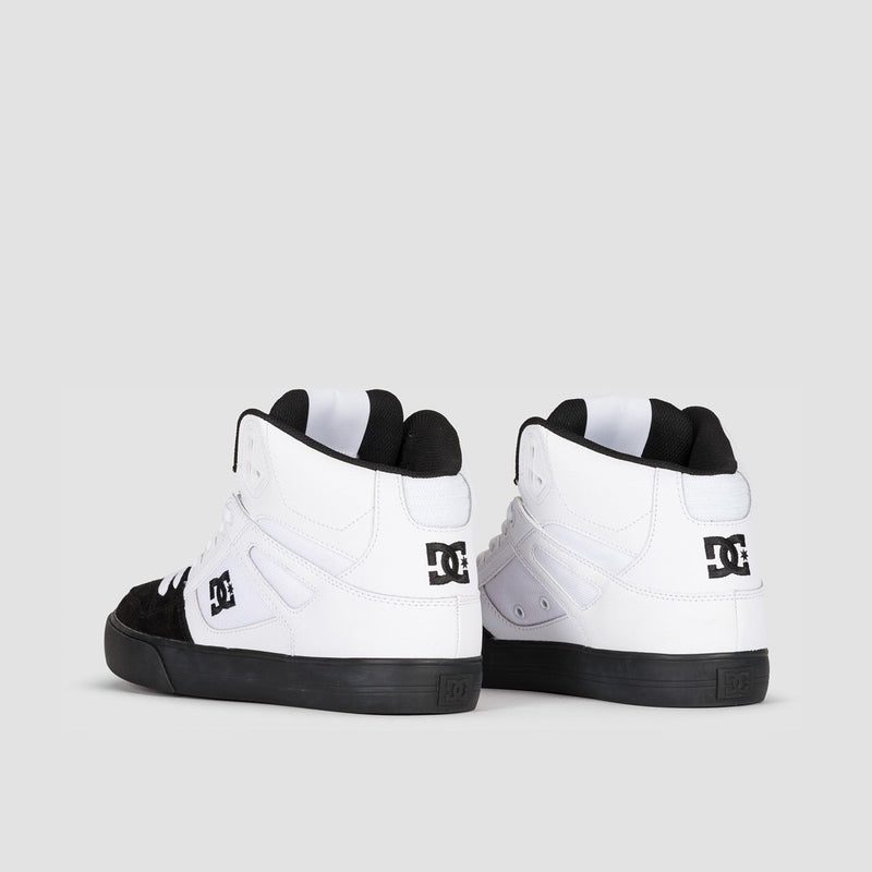 DC Pure HT WC White/Black - Footwear