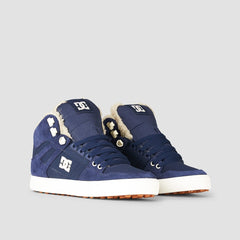 DC Pure HT WC WNT Navy/Khaki - Footwear