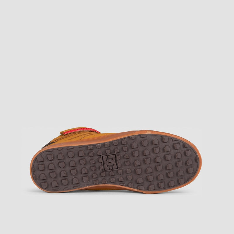 DC Pure HT WNT EV Wheat/Dark Chocolate - Kids - Footwear