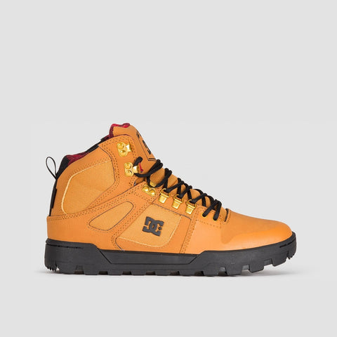 DC Pure HT WR Boot Wheat/Black
