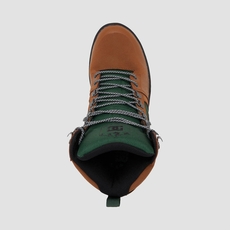 DC Pure HT WR Boots Brown/Green/Black