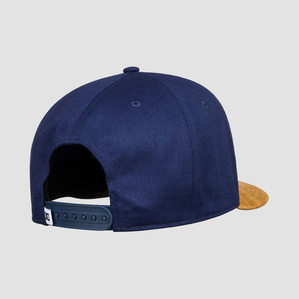 DC Racks Cap Black Iris
