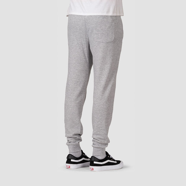 DC Rebel 3 Sweatpants Grey Heather - Clothing