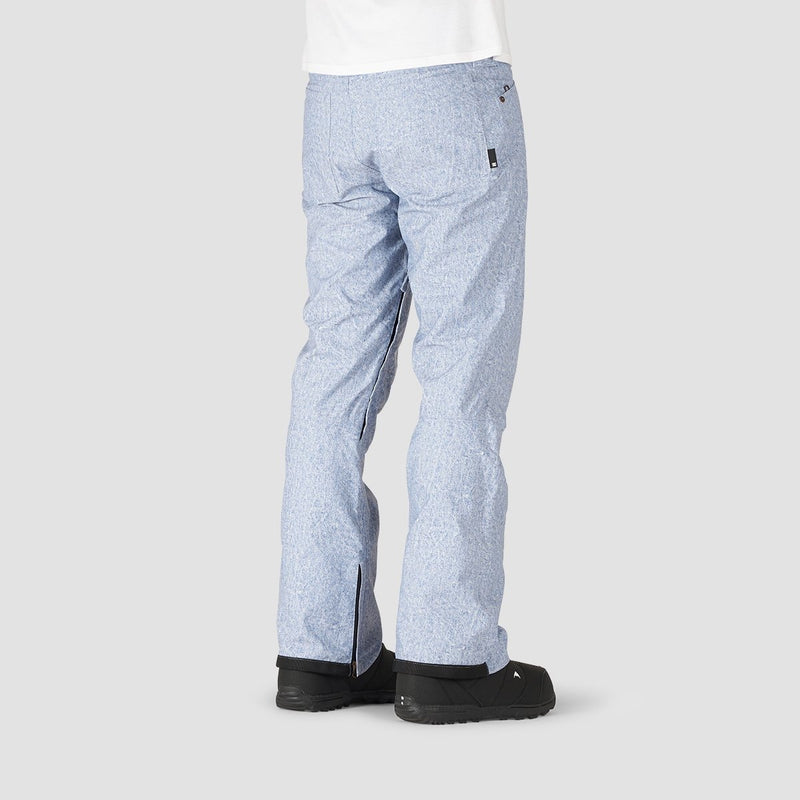 DC Relay Snow Pants Light Blue Denim B - Snowboard