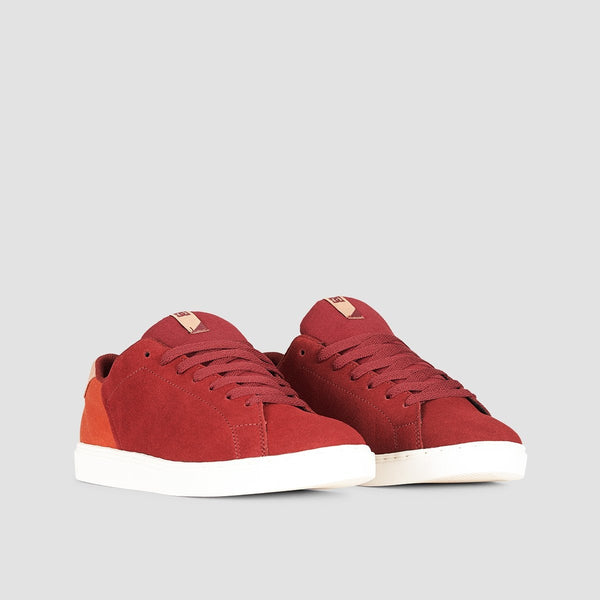 DC Reprieve Burgundy/Tan - Footwear