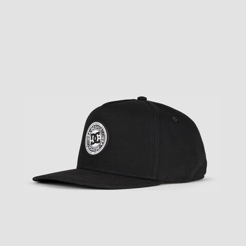 DC Reynotts Cap Black/White