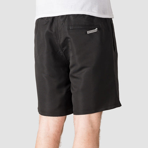 DC Right Way 18 Elasticated Shorts Black - Clothing