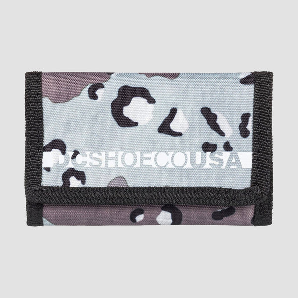 DC Ripstop 2 Wallet Frost Chip Camo