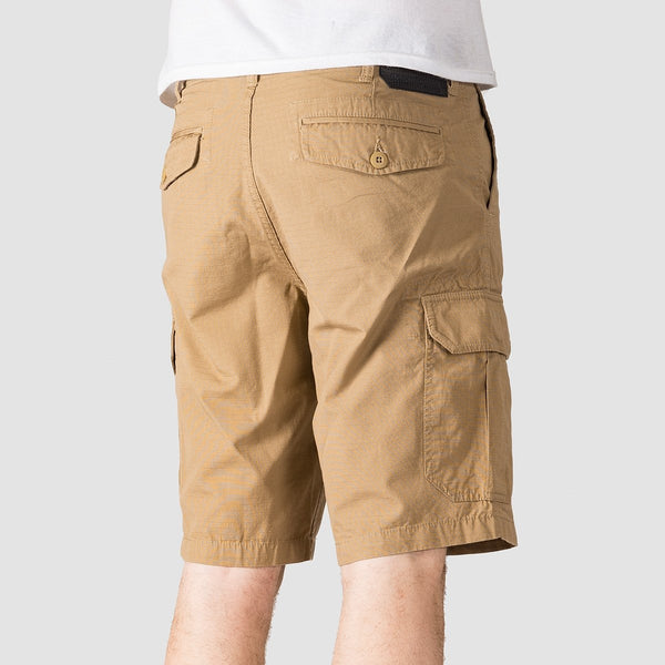 DC Ripstop 21 Cargo Shorts Khaki - Clothing